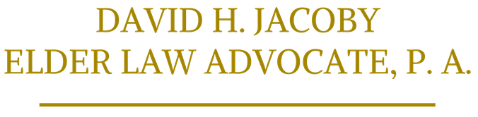 David H. Jacoby Elder Law Advocate, P. A.