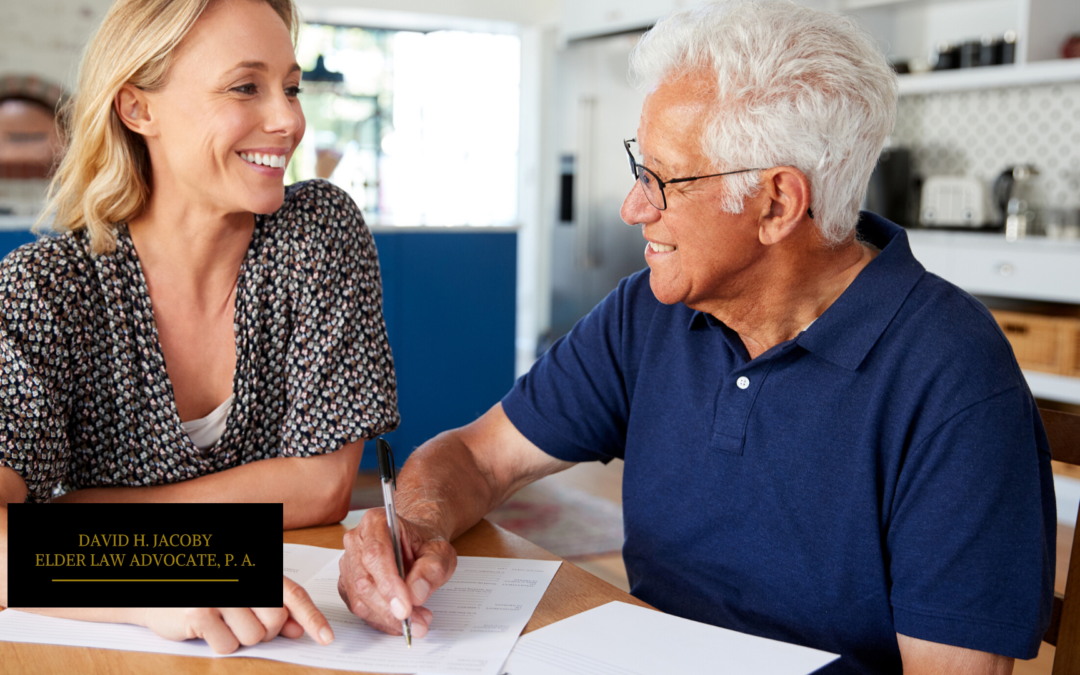 How Should I Choose My Secondary Agents Under My Florida Durable Power of Attorney?