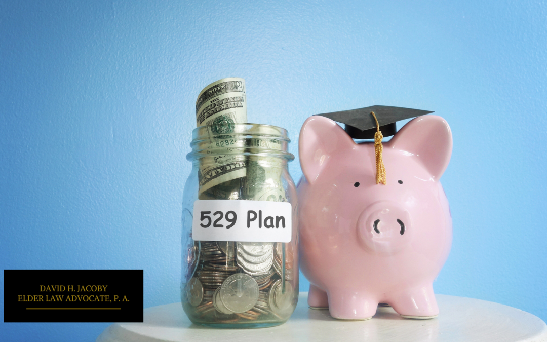 How to Use a 529 Savings Plans as an Estate Planning Tool
